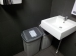 basin and bins